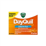 Vicks Dayquil Liquicaps