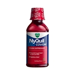 Vicks Nyquil Cough Liquid - 8 Oz.