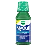 Vicks Nyquil Original Liquid - 8 Oz.