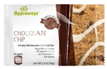 Whole Grain Chocolate Chip Oatmeal Breakfast Bar - 2.4 Oz.