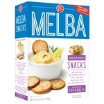 Melba Roasted Garlic And Herb Snacks - 5.25 Oz.