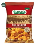 Chili Cheese Crinkle Cut Fries - 2 Oz.