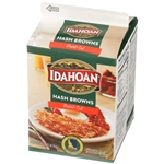 Idahoan Fresh Cut Hash Browns Potatoes - 2.13 Lb.