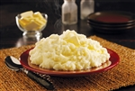 Idahoan Premium mash potatoes made from 100 Percent Idaho potatoes