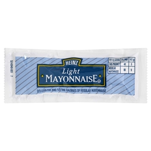 Condiment Light Mayonnaise - 12 Grm.