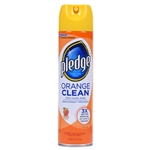 Pledge Furniture Spray Orange Clean - 9.7 Oz.