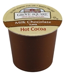 Single Cup Milk Chocolate Hot Cocoa-Grove Square