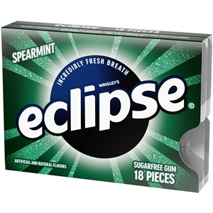 Eclipse Spearmint Single Serve