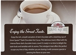 Grove Square Single Serve Dark Chocolate Hot Cocoa Mix