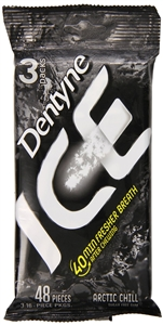 Dentyne Ice Gum Arctic Chill Sugar Free