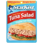 Tuna Salad Pouch Chunk Light - 3 Oz.