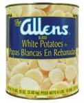 Potatoes Sliced Can - 10 Lb.