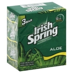 Irish Spring Aloe Bar Soap - 3.75 oz.
