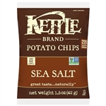 Kettle Chips Sea Salt - 1.5 Oz