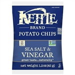 Kettle Chips Sea Salt and Vinegar - 1.5 Oz.