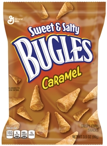 Bugles Sweet and Salty Caramel Snack - 24.5 oz.