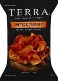 TC Sweets and Carrots Real Vegetable Chips - 6 Oz.