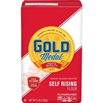 Self Rising Flour, Bleached Enriched Presifted - 5 Lb.