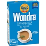 Gold Medal Wondra Flour Bleached Enriched - 32 Oz.