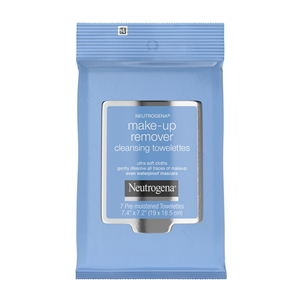 Neutrogena Make Up Remover Cleansing Towelettes - 8.76 in.