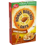 Post Honey Bunches Of Oats Honey Roasted - 18 Oz.