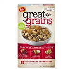 Post Great Grains Cranberry Almond Crunch - 14 Oz.