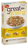 Post Cereal Great Grains Banana Nut Crunch - 15.5 Oz.