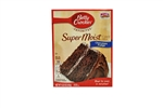 Betty Crocker SuperMoist Cake Mix Chocolate Fudge - 15.25 Oz.
