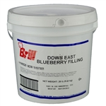 Down East Blueberry Filling - 20 Lb.