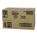 Cheez-It Snack Mix Double Cheese - 3.5 Oz.