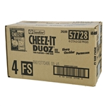 Cheez-It Snack Mix Duoz Sharp Cheddar and Parmesan - 4.3 Oz.