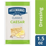 Hellmanns Spreads and Dressing Parmesean Cheese Classics Caesar - 1.5 fl. Oz.