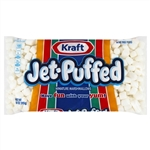 Kraft Jet-Puffed Mini Marshmallow - 10 oz. - 24 per case