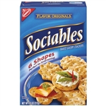 Flavor Original Cracker Sociables - 7.5 Oz.