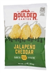 Jalapeno Cheddar Kettle Chips - 1.5 Oz.