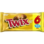 Twix Candy Bar Fun Size - 3.28 Oz.