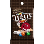MandMs Milk Chocolate Peg Pack - 5.3 Oz.