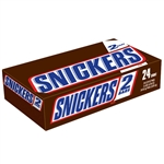 Snickers King Size Candy Bar 2 Piece