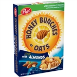 Post Honey Bunches Of Oats With Almonds - 48 Oz.
