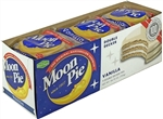 Double Decker Vanilla MoonPie MFG. #81002