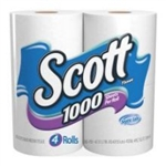 Scott Bathroom Tissue White