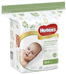 Huggies Baby Wipes Natural Care Fragrance Free
