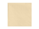 Dinner Napkin Beige 2 Ply - 15 in. x 17 in.