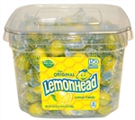Candy Lemonhead Tub