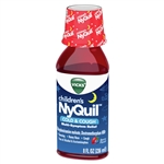 Vicks Childrens Nyquil Cold and Flu Relief Liquid