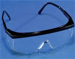 Assure Safety Glasses Black