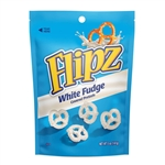 Flipz White Fudge Pretzel - 5 oz.