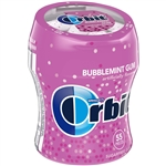 Orbit Bubblemint Car Cup
