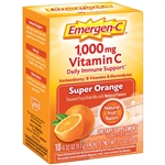 Emergen-C Super Orange Drink Mix - 12.12 in.