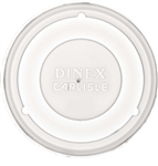 Turnbury Translucent Lid Fits DX3000 Mug and DX3200 Bowl